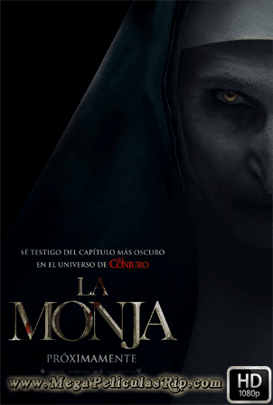 La Monja [1080p] [Latino-Ingles] [MEGA]