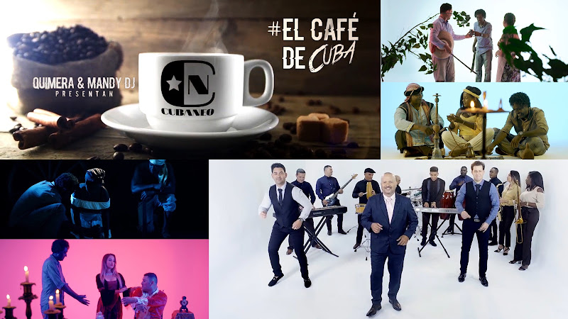 Cubaneo - ¨El café de Cuba¨ - Videoclip - Dirección: Quimera - MandyDJ. Portal Del Vídeo Clip Cubano