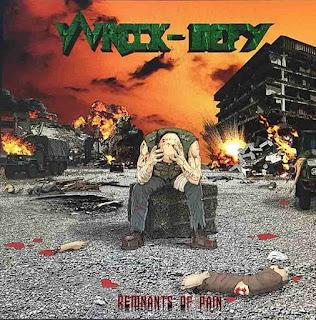 """Το τραγούδι των Wreck-Defy """"Broken Peace"""" από το album """"Remnants of Pain"""""""