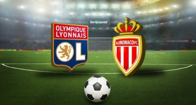 اهداف مباراه موناكو وليون في الدوري الفرنسي 9-8-2019