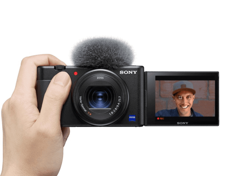 Sony ZV-1 can now be used for live streams