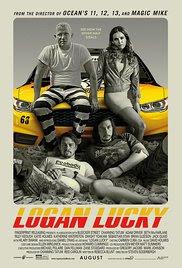 Sinopsis Film Logan Lucky (2017)
