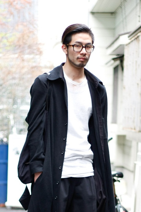 527202280da Japanese street style site FashionSnap.com captured this stylish gent  topping off a Dries Van Noten and Givenchy ensemble with our Arni frames  available at ...