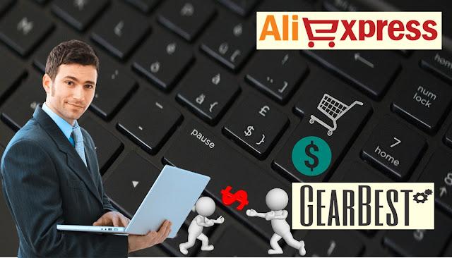 التسويق بالعمولة Affiliate Marketing | إليك طريقة الربح  بالترويج  لمنتجات  gearbest وaliexpress من خلال روابط الإحالة الخاص بك