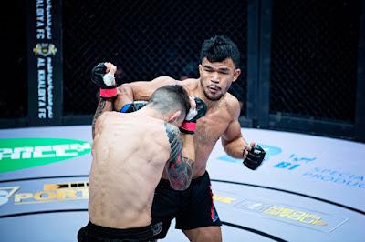 Rolando Dy MMA
