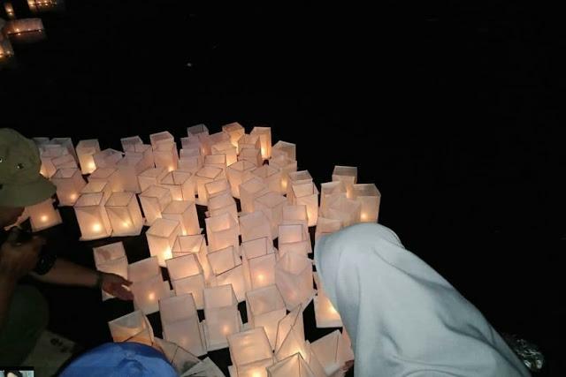 festival lampion telaga bleder