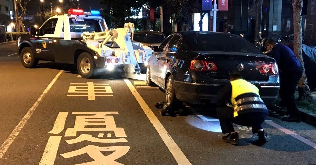 台南民間違停拖吊合約到期|4/15起移由警方處理|強調一樣是「零容忍」