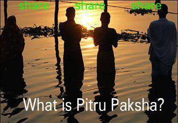 Pitru Paksha