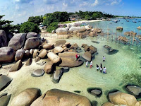 Mengenal Beberapa Tempat Wisata Yang Indah Di Belitung