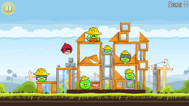 game ppsspp android ukuran kecil angry bird