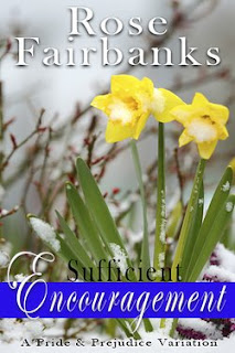 Book cover: Sufficient Encouragement by Rose Fairbanks