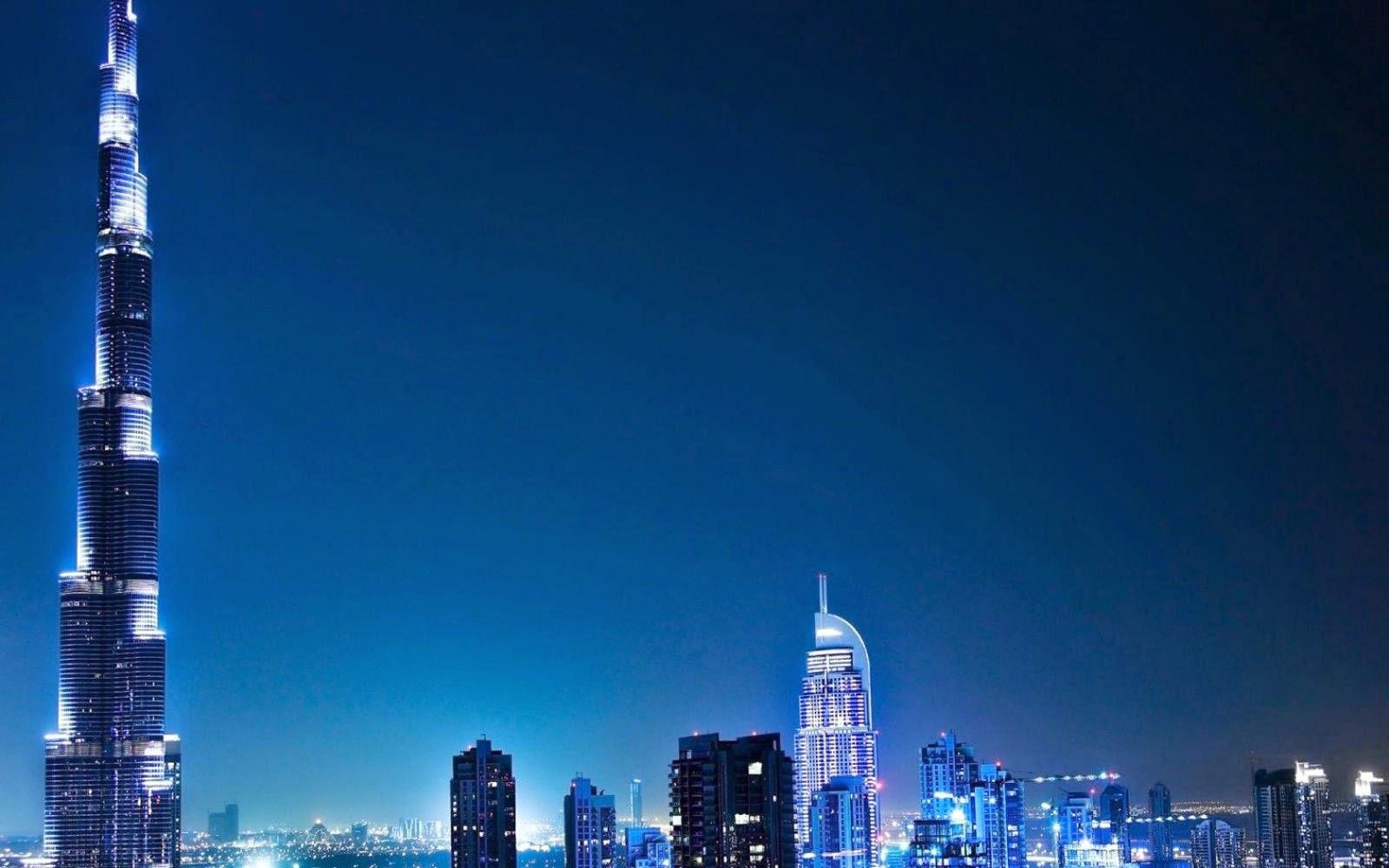 Hd wallpapers burj khalifa wallpapers at night - Dubai burj khalifa hd wallpaper ...