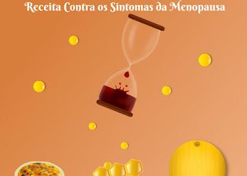 Receita Contra os Sintomas da Menopausa:  Suco de Melão com Maracujá e Mel