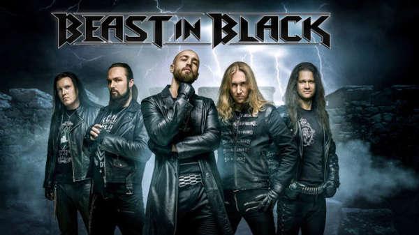 "BEAST IN BLACK:  Το lyric video του ""Born Again"""