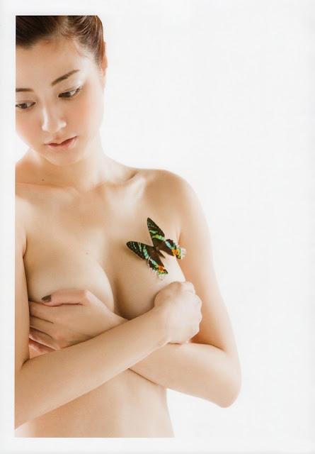 Yumi Sugimoto 杉本有美 Nude Ciel/Mer Photobook 03