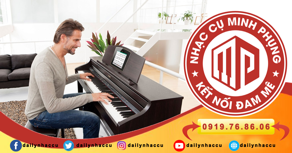 Tư vấn mua đàn piano: Nên mua đàn piano mới hay cũ?