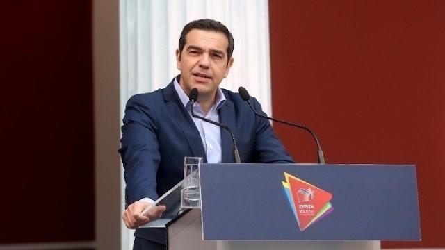 Τσίπρας: Εγώ είμαι ο στόχος τους - Μην μετατρέπετε κ. Μητσοτάκη την πολιτική ζωή σε βούρκο