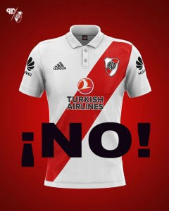 Reacción ante negociación de River con Turkish Airlines