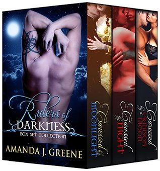 Rulers of Darkness by Amanda J. Greene
