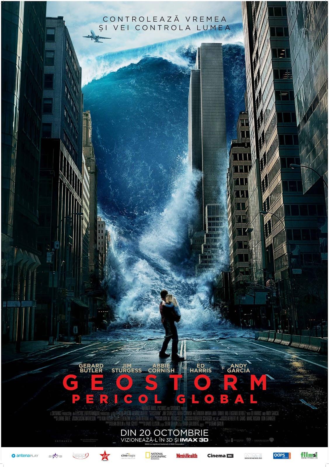 ",,Geostorm: Pericol Global"""