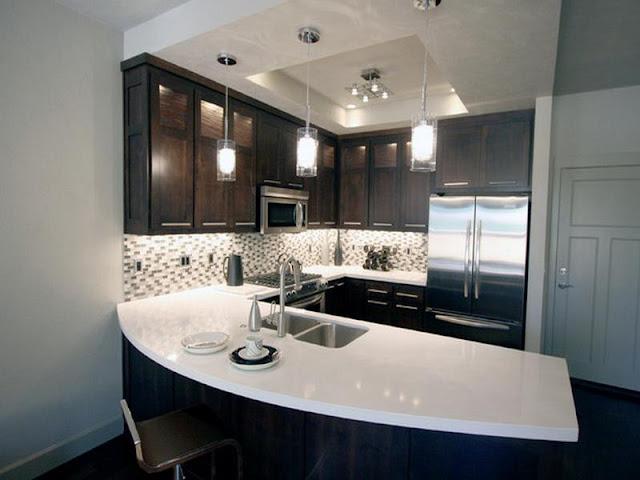 beautiful kitchen quartzite countertops design