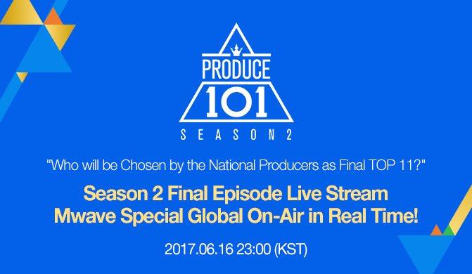 Produce 48 final live stream