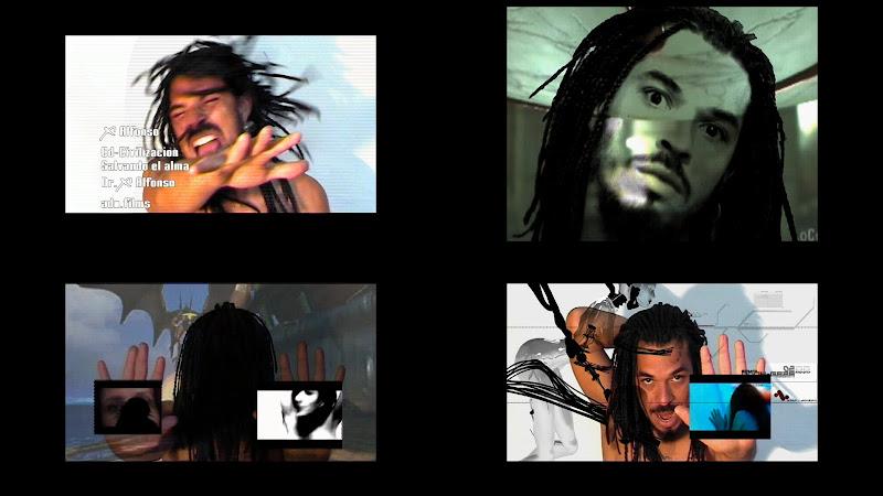 X Alfonso - ¨Salvando el Alma¨ - Videoclip - Director: X Alfonso. Portal Del Vídeo Clip Cubano