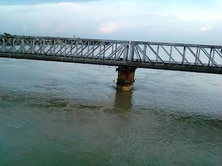 Son River in Bihar