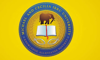 Micheal & Cecilia Ibru University Academic Calendar Schedule 2018/2019