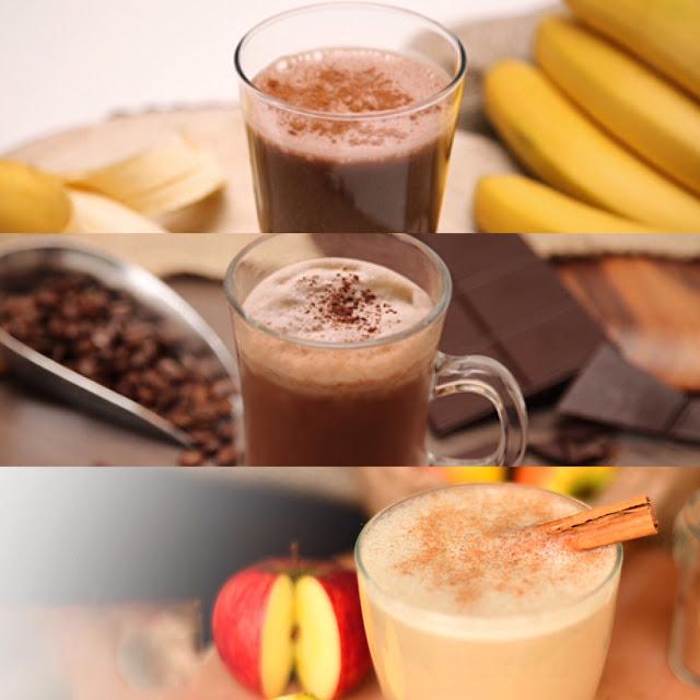 Recettes Shake-It! Bénévita® Vanille et Chocolat