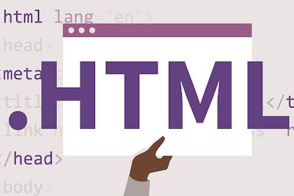 Begini Penjelasan Lengkap Arti Script pada HTML Blog dan Website