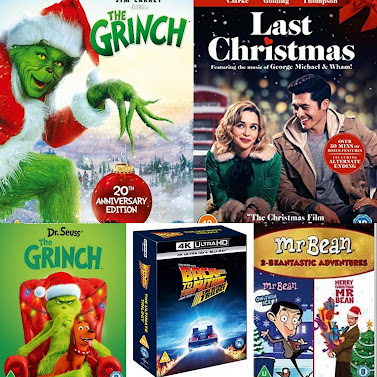 Gift Guides Christmas 2020 dvds