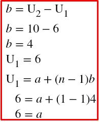 Rumus Dan Contoh Soal Matematika Soal Amp Pembahasan Deret Aritmatika Dan Geometrik