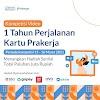 Kompetisi Video 1 Tahun Perjalanan Kartu Prakerja Berhadiah Sebesar Rp 40 Juta Rupiah, Gimana Cara Ikutnya ?