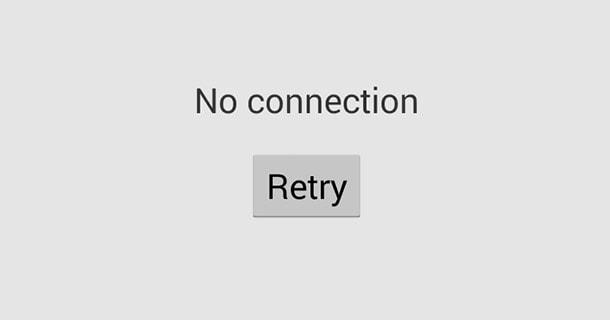 كيفية حل مشكلة No Connection – Retry على متجر جوجل بلاى