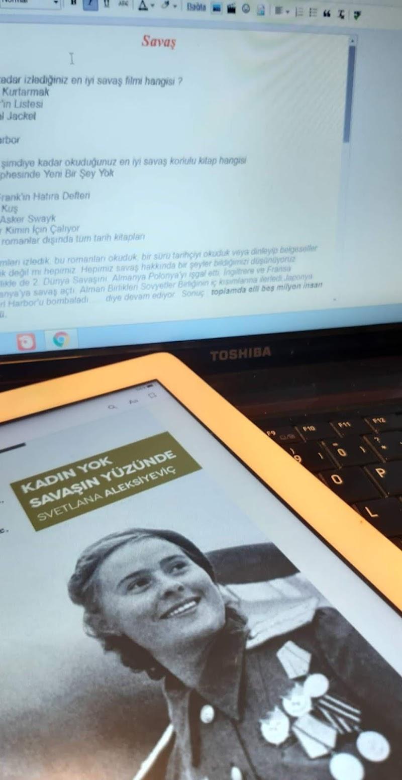 Kadın Yok Savaşın  Yüzünde - Svetlana Aleksiyevic - Kitap Yorumu