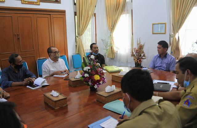 Penunjukan Badan Usaha Milik Desa Bersama (BUMDesMa) Nusa Jaya Sebagai Pengelola Proyek NSLIC/NSELRED