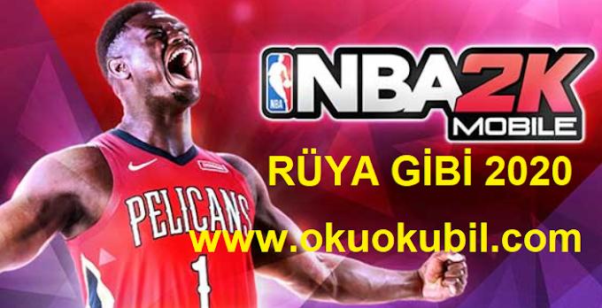 NBA 2K 2.10.0 48 Rüya Gibi Basketbol  Apk Mod + OBB İndir  Android