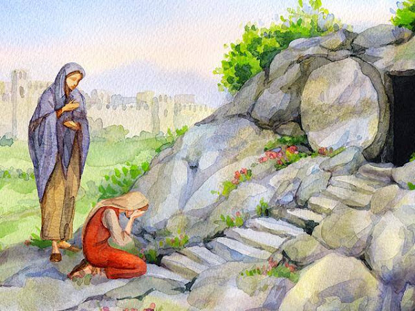 Bacaan Injil Selasa 6 April 2021, Renungan Harian Katolik Selasa 6 April 2021