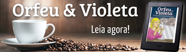 Orfeu & Violeta: E outras histórias lá de Pato Branco. Autor: Luiz Fernando Cardoso