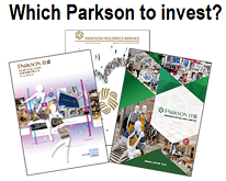 Which Parkson to invest?
