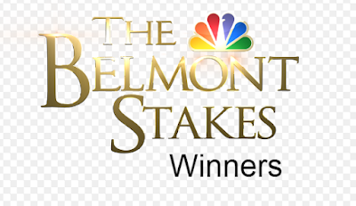 Belmont stakes horse race, past winners-champions,history, list by year .