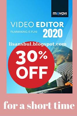 Movavi Video Editor 2020 & Movavi Video Editor Plus 2020 discount code, coupon code, gutscheine, gutscheine code, rabatt, activation key, registration code, full version key, serial number