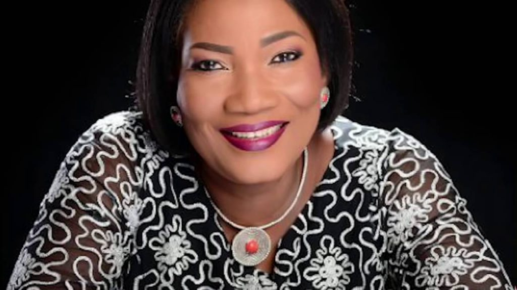 Funke Adejumo Finally  Reacts To Rape Allegation Against Biodun Fatoyinbo By Busola Dakolo