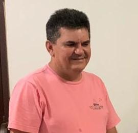 Antônio Carlos Marques Silva, marido de Ocileia