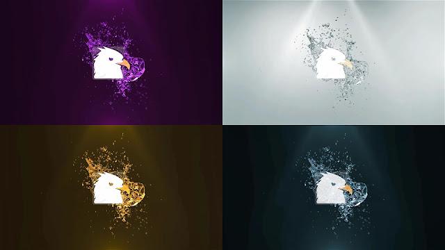 تصميم انترو ماء احترافي حصريا في كين ماستر مقدمة فيديو جاهزة للتصميم