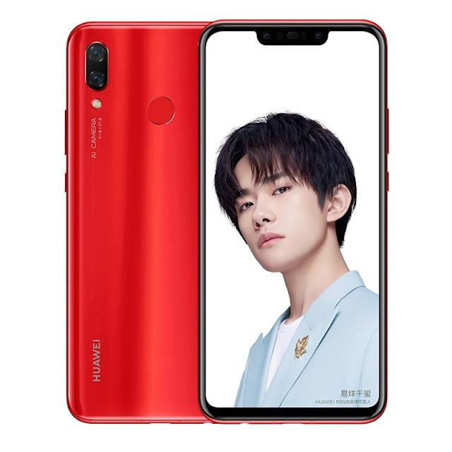 Đánh giá chi tiết Huawei Nova 3