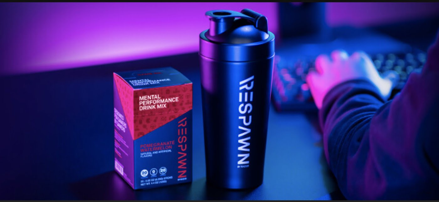 Razer launches drink for gamers promising to improve focus and