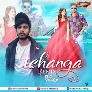 Lehanga (Desi Mix) - DJ Vicky X DJ Rocky [NewDjsWorld.Com]