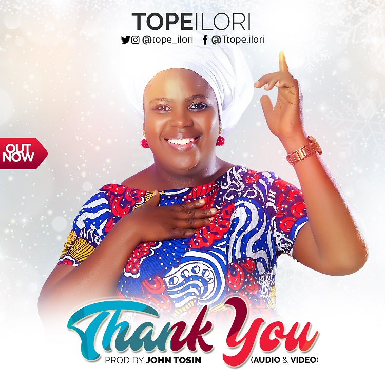 Tope Ilori. Thank You. Download. Gospel Redefined